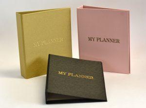 My planner, planner daily, agenda DIY, pasta fichario tamanho A5
